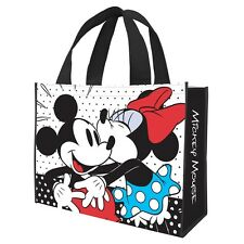 MICKEY & MINNIE MOUSE - REUSABLE SHOPPING TOTE / GIFT BAG - DISNEY 89073