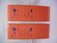 """Actisplint; TWO[2] Aluminum/foam 4 1/4""""x36"""" tri-folded Splints -like SAM splint"""