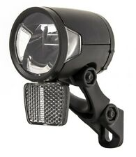 Fahrrad E-Bike LED Scheinwerfer HERRMANS H-BLACK MR8 60 LUX StVZO Neu