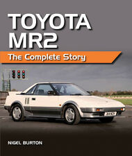 Toyota MR2 Complete Story (AW11 SW20 ZZW30 Roadster Zagato VM180) Buch book MR 2