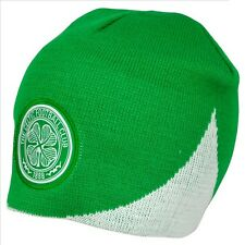 Celtic Football Club Wave Official Green Beanie Winter Hat