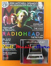 MOJO Magazine 171/2008 + CD Human League Radiohead Joni Mitchell Zeppelin Cult