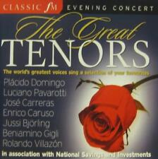 Various Opera(CD Album)The Great Tenors-Classic FM-2006-