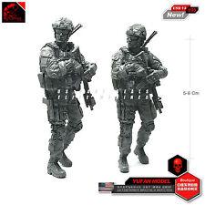 1/35 Brand-new unassembled Resin U.S. Navy Seals Elite Soldier Figure USK-13