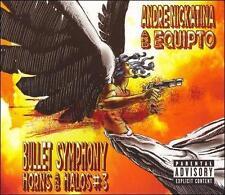 Bullet Symphony: Horns and Halos #3, Equipto,Andre Nickatina Brand New Sealed