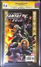 Ultimate Fantastic Four #30 CGC SS 9.6 First Cover App. of Marvel Zombies 2006
