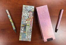 Graphique de France Pink Bling and Big City New York Pen Set
