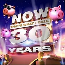 Now! That's What I Call Music: 30 Years [Digipak] by Various Artists (CD, May-2…