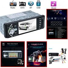 "4.1"" Vehicle Car Mp5 Mp3 Player Bluetooth Stereo Radio +Rear Camera Fm/Aux/Usb"