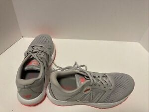 Womens New Balance NB ComfortRide 520 Size 9.5 NWT gray and pink