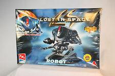 KIT DI MONTAGGIO LOST IN SPACE ROBOT AMT ERTL 8458 SKILL 2 NUOVO IN SCATOLA
