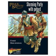 Storming partie avec pétard-Pike & Shotte-Warlord Games -