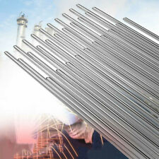 50 Pcs 33cm Aluminium Brazing Rods Easy Simple Welding Electrode Flux Soldering