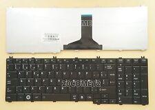 for Toshiba Satallite C665 C665D C670 C670D C675 C675D Keyboard Belgian Clavier