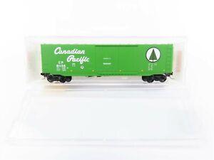 N Scale Micro-Trains MTL 38220 CP Canadian Pacific 50' Standard Box Car #81158