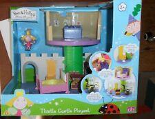 Ben y Holly Thistle Castle Conjunto de Juego Nuevo Y Sellado Raro Conjunto