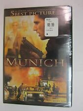 Munich (Dvd, 2006, Widescreen)- Brand New Factory Sealed Free Shipping