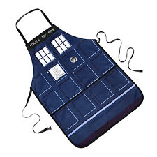 Officially Licensed Doctor Who TARDIS Apron  (Brand New)