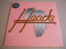 "Various - Heads Records: South African Disco Dub Edits vinyl 12"" new sealed"