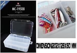 D6000017 Tackle Box Switzerland porta Accessori Trasp 202x129x60 PP