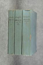 ALIX. PRÉCIS DE L'HISTOIRE DE L'EMPIRE OTTOMAN. 1822-1824. 3 VOLUMES.