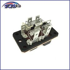 NEW HEATER BLOWER MOTOR SPEED RESISTOR FOR FORD ESCORT 91-03 4S4Z19A706AA