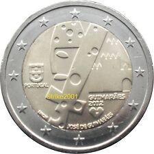 2 EURO COMMEMORATIVO PORTOGALLO 2012 Guimaraes