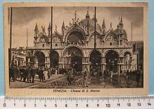 cartolina Veneto - Venezia Chiesa S.Marco - VE CC900