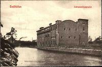 Trollhättan Västergötland Schweden Sverige ca. 1910 Instrumentbyggnaden Gebäude