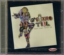 Jethro Tull the very best of 24 carati Zounds ORO CD NUOVO OVP SEALED