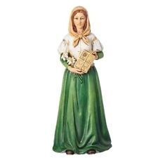 """St. Dymphna 6.25""""H Collectible Statue"""