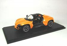 Venturi America 2013 Black and Orange Spark 1 43 S2248 Model MMC