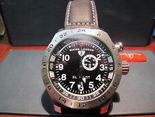 OROLOGIO SWISS LEGEND MODELLO SL PILOT GMT BIG SIZE  REF. SL 22827 01  NUOVO