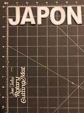 Japon National Soccer Team Patch Japan Football Nipon Letters J A P O N - 5 Five