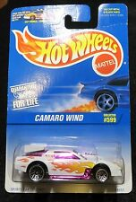 1997  Hot Wheels   Camaro Wind  Huge Ass Wing  Card #399  HW-20-092717