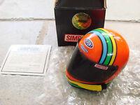"Simpson Mini Helmet Jeff Gordon Limited First Edition 3"" Simpson  w/box"