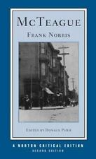McTeague (Second Edition) (Norton Critical Editions), Norris, Frank, Good Condit