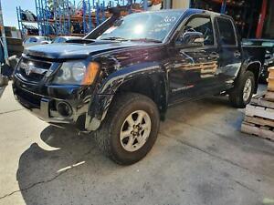 HOLDEN COLORADO RIGHT REAR DOOR/SLIDING DUAL CAB, DX, NON-MOULD TYPE, RC, 05/08-
