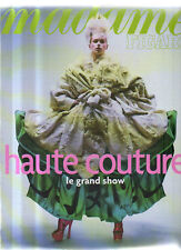madame FIGARO 15/02/2003 h.grant n.baye haute couture