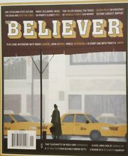 The Believer Dec 2018 Jan 2019 Literature Barry Jenkins FREE SHIPPING CB