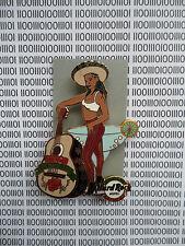 Hard Rock Cafe Las Vegas - Sexy Cinco de Mayo Girl Band serie,s Pin #5