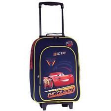 Kindertrolley CARS Trolley Kinderkoffer Disney/Pixar dunkelblau 32x42x16/21 cm
