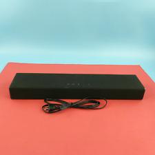 """VIZIO SB2020N-G6M 20"""" Sound Bar Sound System- Black #U3099"""