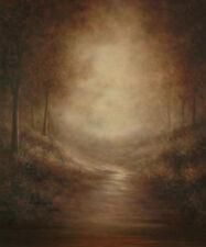 Pro Stroke Painting Scenic 10'x20' Muslin Photo Backdrop Background 50-002