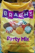 Brachs Party Mix Hard Candy - 5 lb Bag -Spearmint,Peppermint,Butterscotch & more