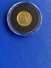 More details for 1993 peter rabbit elizabeth ii 100 year pure gold coin proof gibraltar