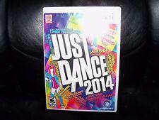 Just Dance 2014 (Nintendo Wii, 2013)EUC