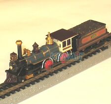Bachmann N Scale Steam Locomotive American 4-4-0 & Tender U.p. 51151