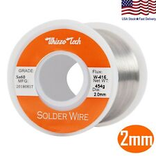 60 40 Tin Rosin Core Solder Wire For Electrical Soldering Flux 0078inch2mm 1lb