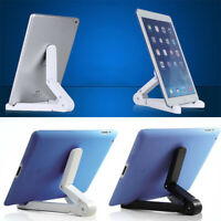 Multi-Angle Desktop Phone Tablet Stand Holder Dock For Galaxy Tab iPad 4-10.1 in